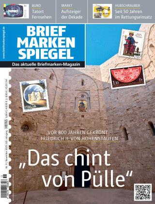 BRIEFMARKEN SPIEGEL 11/2020