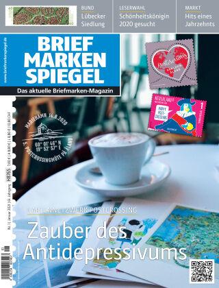 BRIEFMARKEN SPIEGEL 01/2021