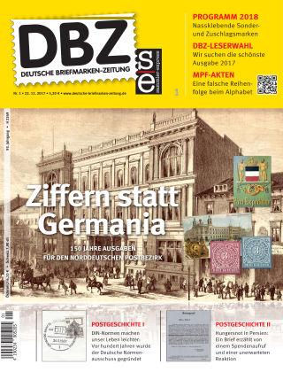 Deutsche Briefmarken-Zeitung 01/2018