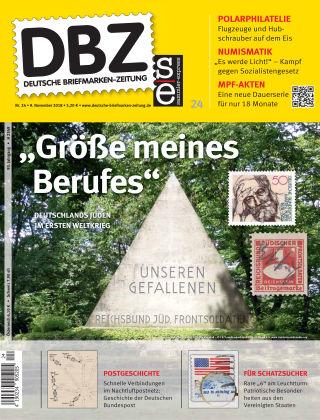 Deutsche Briefmarken-Zeitung 24/2018