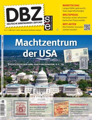 Deutsche Briefmarken-Zeitung 06/2019