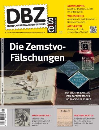 Deutsche Briefmarken-Zeitung 11/2019