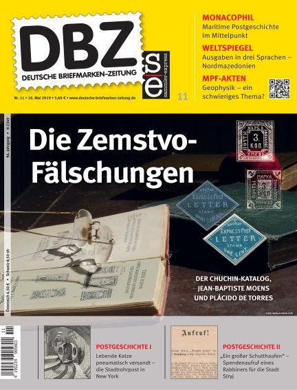 Deutsche Briefmarken-Zeitung May 10, 2019 00:00