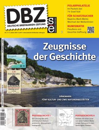 Deutsche Briefmarken-Zeitung 03/2020