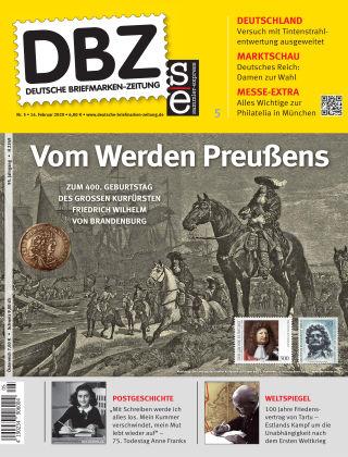 Deutsche Briefmarken-Zeitung 05/2020