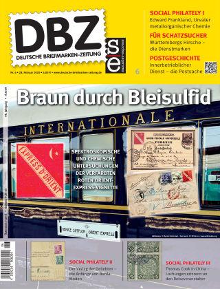 Deutsche Briefmarken-Zeitung 06/2020