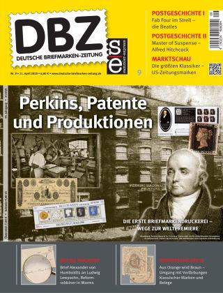 Deutsche Briefmarken-Zeitung 09/2020