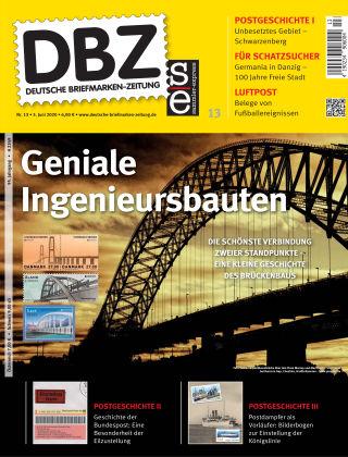Deutsche Briefmarken-Zeitung 13/2020