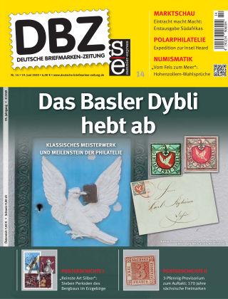 Deutsche Briefmarken-Zeitung 14/2020