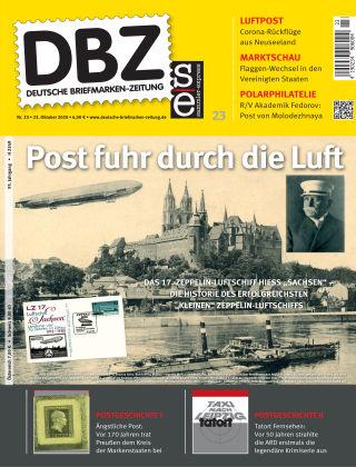 Deutsche Briefmarken-Zeitung 23/2020