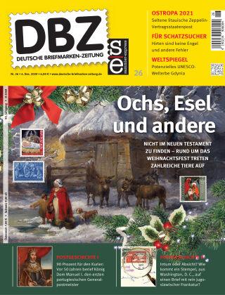 Deutsche Briefmarken-Zeitung 26/2020