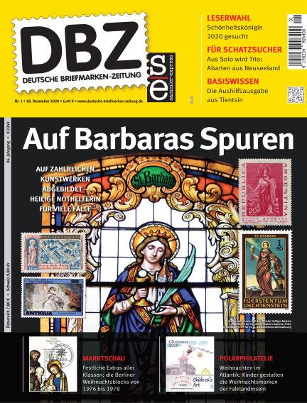 Deutsche Briefmarken-Zeitung December 18, 2020 00:00