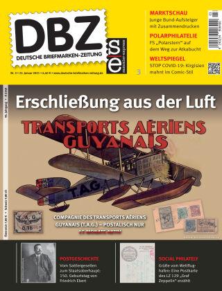 Deutsche Briefmarken-Zeitung 03/2021