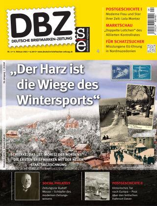 Deutsche Briefmarken-Zeitung 04/2020