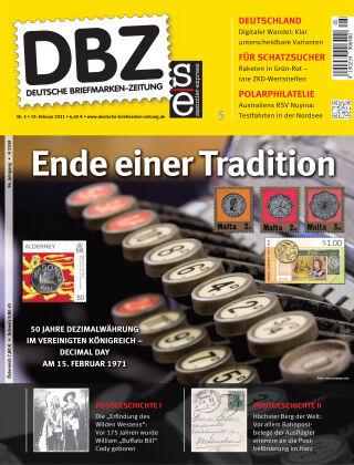 Deutsche Briefmarken-Zeitung 05/2021