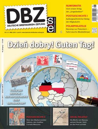 Deutsche Briefmarken-Zeitung 06/2021