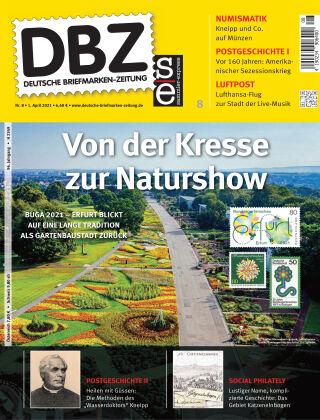 Deutsche Briefmarken-Zeitung 08/2021
