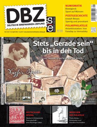 Deutsche Briefmarken-Zeitung 9-10/2021