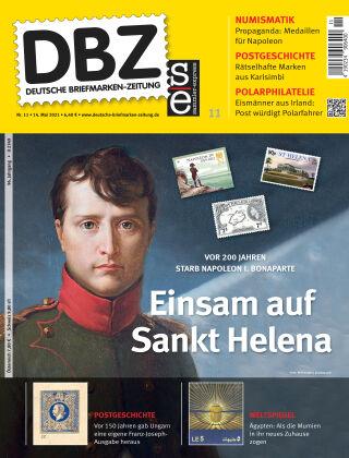 Deutsche Briefmarken-Zeitung 11/2021