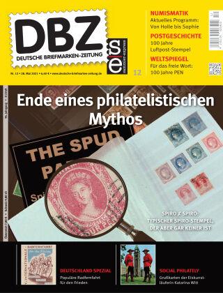 Deutsche Briefmarken-Zeitung 12/2021