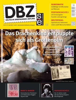 Deutsche Briefmarken-Zeitung 13/2021