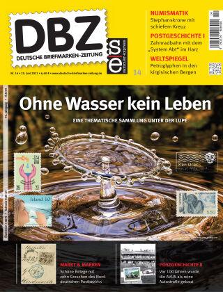 Deutsche Briefmarken-Zeitung 14/2021