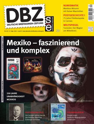 Deutsche Briefmarken-Zeitung 20/2021