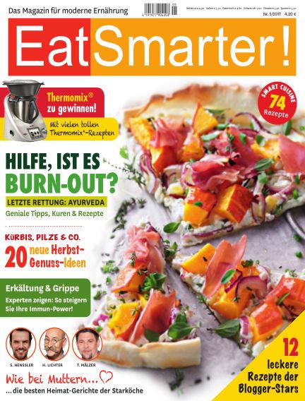 EatSmarter! September 16, 2017 00:00