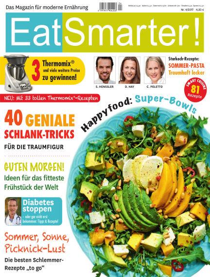 EatSmarter! June 21, 2017 00:00