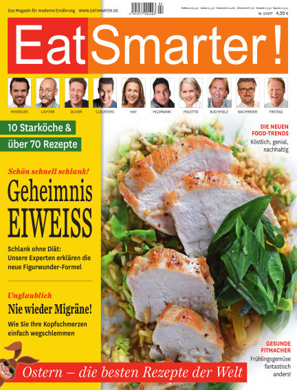 EatSmarter! March 01, 2017 00:00