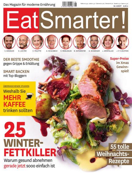 EatSmarter! November 01, 2017 00:00