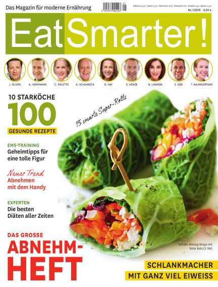 EatSmarter! December 27, 2017 00:00