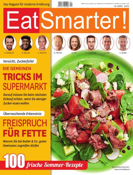 EatSmarter! June 20, 2018 00:00
