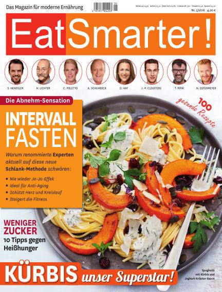 EatSmarter! August 29, 2018 00:00