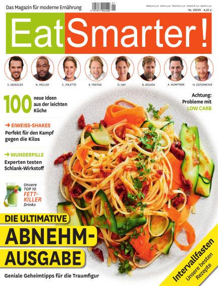 EatSmarter! December 27, 2018 00:00