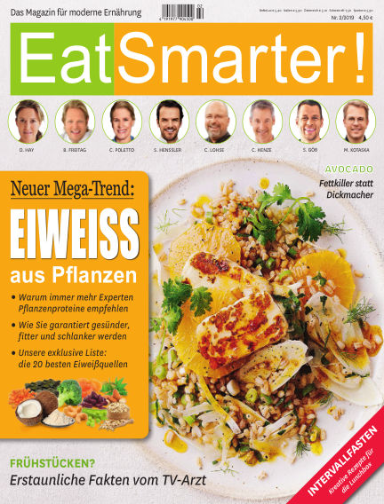 EatSmarter! February 27, 2019 00:00