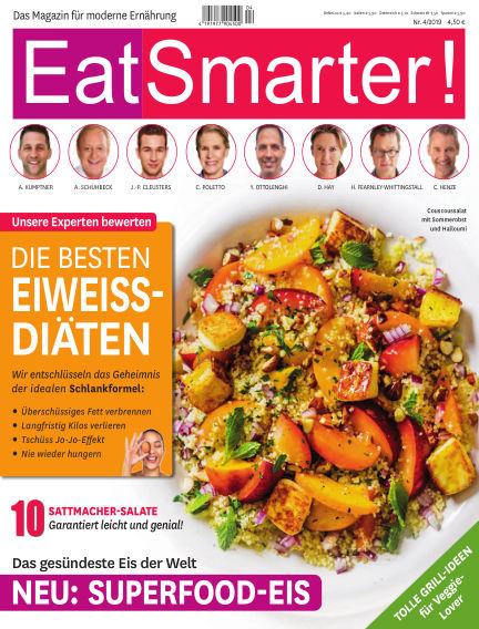 EatSmarter! June 26, 2019 00:00