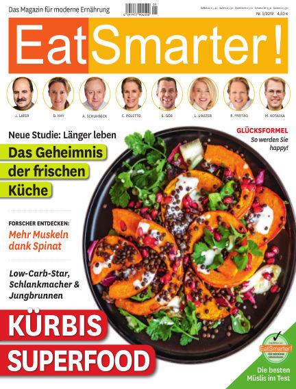 EatSmarter! August 28, 2019 00:00