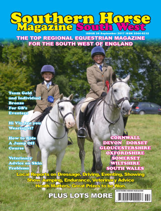 Southern Horse Magazine September 2017