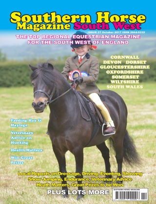 Southern Horse Magazine October 2017