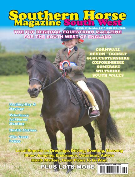 Southern Horse Magazine October 01, 2017 00:00