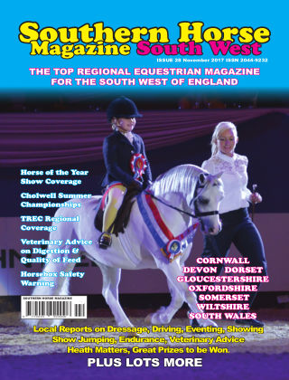 Southern Horse Magazine November 2017