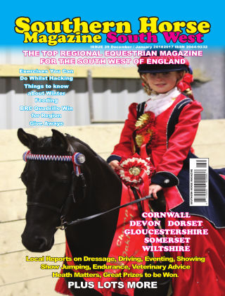 Southern Horse Magazine December 2017