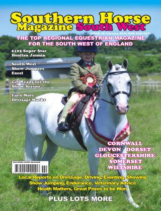 Southern Horse Magazine February 2018