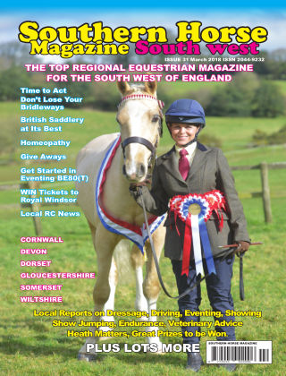 Southern Horse Magazine March 2018