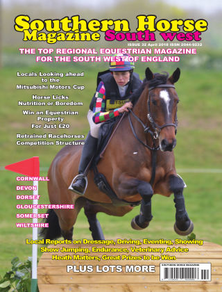 Southern Horse Magazine April 2018