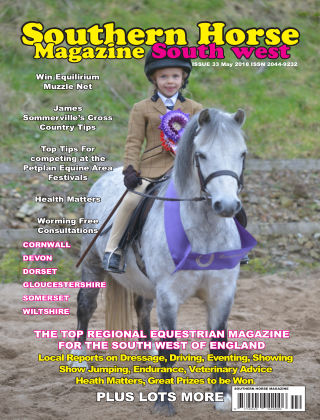 Southern Horse Magazine May 2018