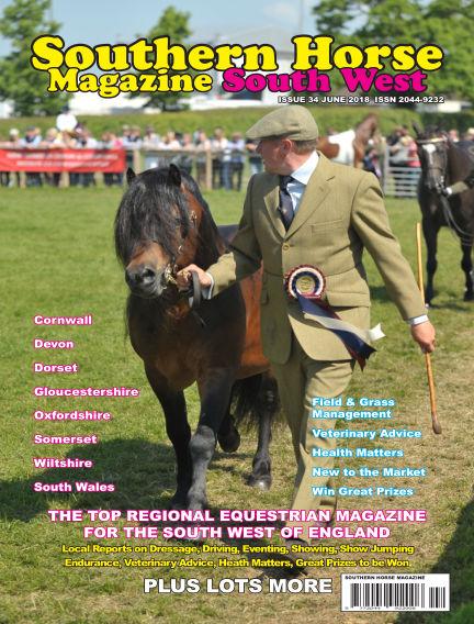 Southern Horse Magazine June 01, 2018 00:00