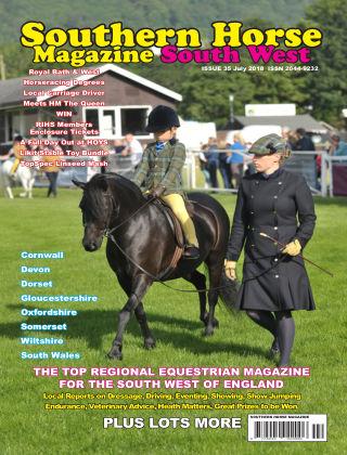 Southern Horse Magazine July 2018