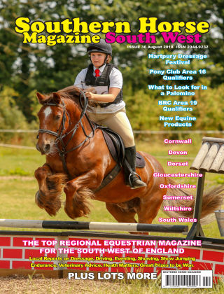 Southern Horse Magazine August 2018